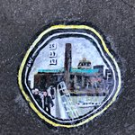 Bowl Of Chalk Photo