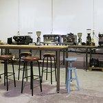 laboratorio para cursos de barista y latte art