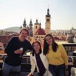 Martin Svasek - Private local tour guide - Prague | Bohemia | Czech Republic | Czechoslovakia. Food tour Prague, April 2019.