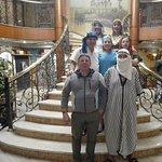 serata egizana sulla crociera