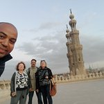al cairo vecchia  fra le moschie dei MAMALUCHI