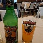 """""""Gurkha"""" beer."""
