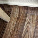 Dirty flooring!