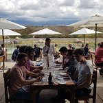 Lunch at Gimenez Riili