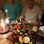 Great Place - Chilly Crab and Seafood Plater is love