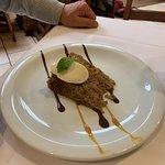 Torta de la Lella; excelente