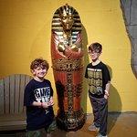 Egypt display