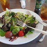 04/18/2019 Lunch Sandbar Farm Salad.