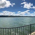 Balcony - Clear Lake Cottages & Marina Photo