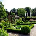 Bauerngarten im Botanischen Garten Augsburg