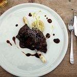 Black agnus steak