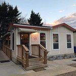 The lovely Karma Cafe has been through many changes since Asheville Community Yoga purchased a simple food truck in March 2018. 1 year later this is a place where we can all join together to enjoy delicious and healthy food. We are grateful to serve you!