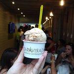 Porque o melhor gelato é aqui, na Da Pá Virada! 🍦🍦