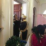 Indian Wedding Ceremony at Nanteos Mansion -Easter Wedding 2019