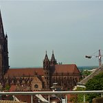 Blick aufs Münster