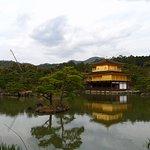 Temple du Pavillon d'or (Kinkaku-ji) Photo