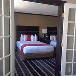 Suites available at the Amerstone Inn.