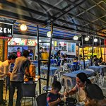 Terminal 2, the coolest themed food park in Legazpi City, Albay