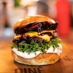 Bilde fra DINÉ Burgers