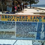 3 Brothers Land & Sea Excursions