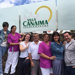 Villa Canaima staff
