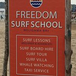 Great surfing on Weligama. So good to surf without needing a wetsuit.