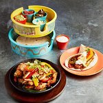 Our delicious fajitas are always a good bet!