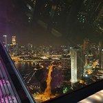 Singapore Flyer views