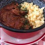 Riquísimo todo ! Comida típica  húngara !!!