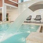 Sala relax -  del nostro Centro Benessere - BAIA SPA