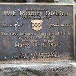 Honoring the 99th Infantry Division