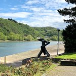 Sculpture on the Rhine