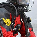 Sarge's Dive Shop can train and equip you as an ERDI Public Safety Diver.