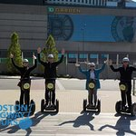 Going to see a #concert or #show at #TDGARDEN? Make a day of it and check us out on a #Segway #tour in #Boston! www.bostonsegwaytours.net