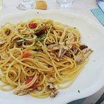 Spaghetto alle sarde