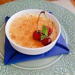 Sweeten up your day: Orange Creme brulee