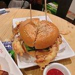 Foto van Burger Room