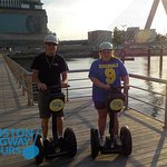 Join us on our #sunset #segway #tours for an unforgettable time in #Boston. From the #FreedomTrail to the #harbor side, you're sure to have some #fun in the sun 🌞 www.bostonsegwaytours.net