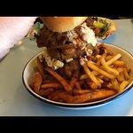 My Mark 4 burger!