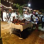 Every Wed. Beach Dinner or Street Party Dinner