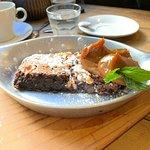 Breakfast at Mazzo cafe