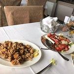 Foto de Vrachos Seafood Restaurant