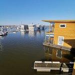 Floating Houses Marina Kroslin