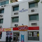 It might be best to avoid rooms over the Oxxo store