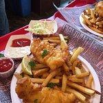 Fish and Chips Sausalito Photo