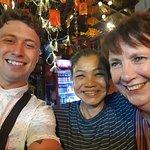The Dane, Madam and the Aussie