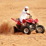 Desert Safari Camel Ride Quad Bike  And More