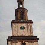 Burnhaupt-le-Bas, Eglise St Pierre et St Paul (clocher)