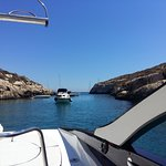 @flytimemalta Parasailing & Private Charters