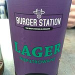 Bilde fra Burger Station